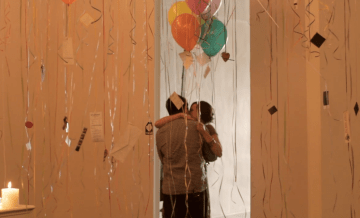 Art Gallery Balloon Proposal Film By Shutter Life Productions