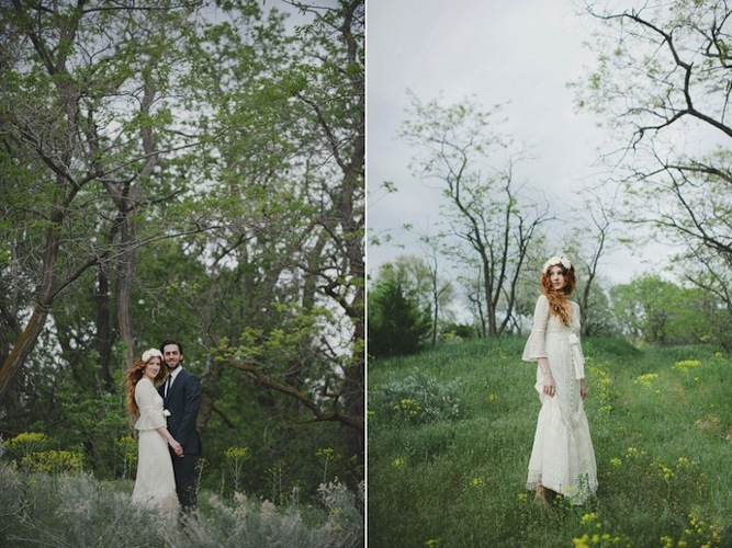 bhldn wedding dressromance amidst hanging lilac bridal portraits blush photography