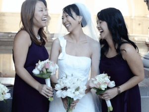 Chic & Simple City Hall Wedding