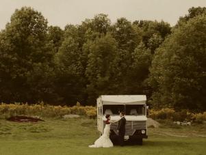 Touching & Quirky Winnebago Wedding Film By Stillmotion