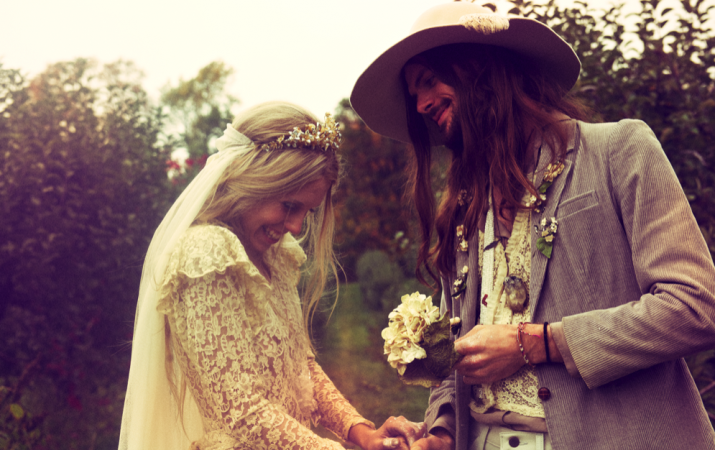 Bohemian Hippy Wedding Headpieces By Little Doe (6)