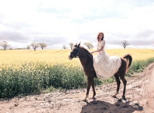 English Countryside Inspiration Shoot ~ Mae By Johanna Hehir
