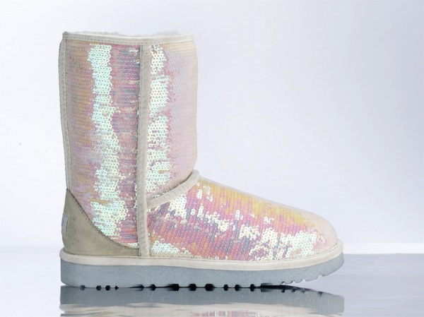 Sparkles I Do UGG Boot wedding collection