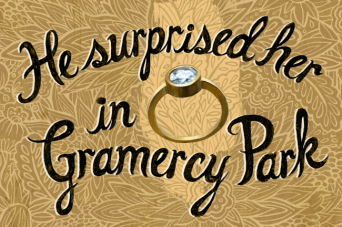 This Is What Happens When Two Designers Get Engaged…Invitation Awesomeness!