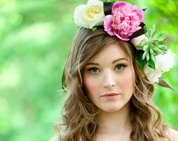 midsummer night's dream inspiration shoot