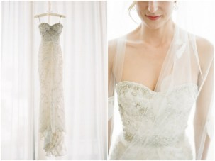Wedding Dress Of The Week: Sparkly Monique Lhuillier