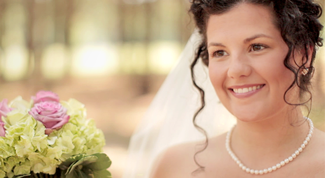 Beautiful Southern wedding film by The Film Poets