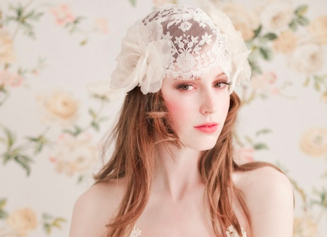 Enchanted Atelier Spring Summer 2013 Bridal Accessories and Headpieces Collection (1)