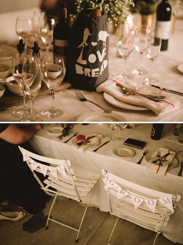 Rustic Chic Invitations with amazing invitation design