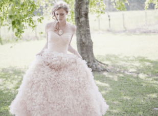 Wedding Dress Of The Week: Palm Springs By Watters