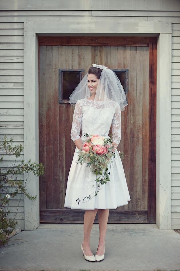 Wedding dresses  60s wedding dress pic 35d5d79bbb1b