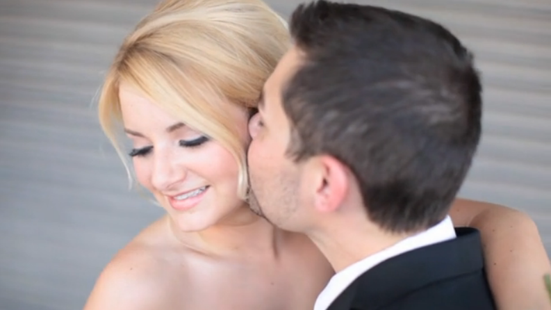 beautiful wedding film by Alea Lovely