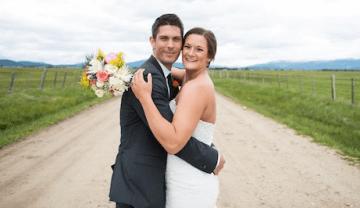 Bright, Colourful & Rustic DIY Wedding