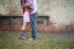 Colourful Holi Powder Engagement Shoot by C J Williams Photography (12)