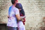 Colourful Holi Powder Engagement Shoot by C J Williams Photography (29)