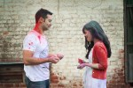 Colourful Holi Powder Engagement Shoot by C J Williams Photography (5)