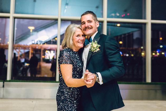 Mother Son Dance | Bridal Musings Wedding Blog