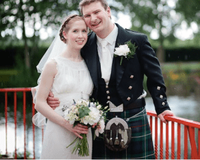 A Relaxed, Rustic Barn Wedding In Northern Ireland