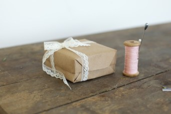 Unravelling Ribbon 'Will You Be My Bridesmaid?' DIY