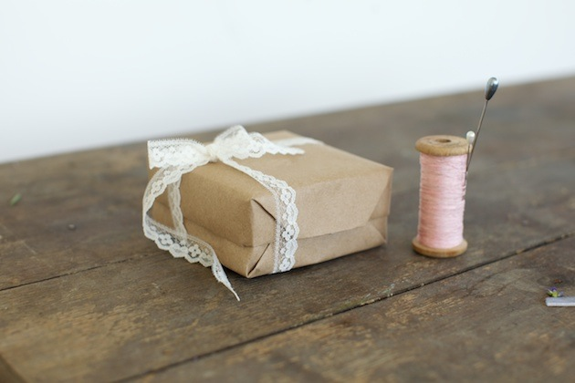Will You Be My Bridesmaid ribbon DIY idea 8