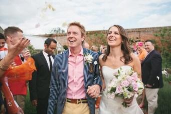 Eccentric, Walled Garden Tea Party Wedding Film By Simon Clarke Films