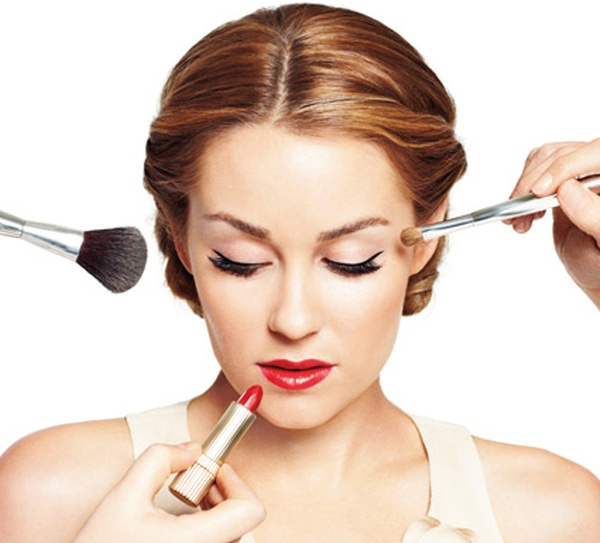 make up for brides hints and tips by Tabby Casto