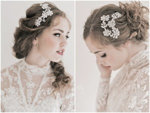 Enchanted Atelier Bridal Accessories Inspired By Pride & Prejudice
