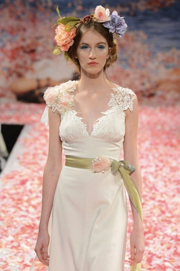 Claire pettibone wedding dress collection fall 2013 for Where to buy claire pettibone wedding dress