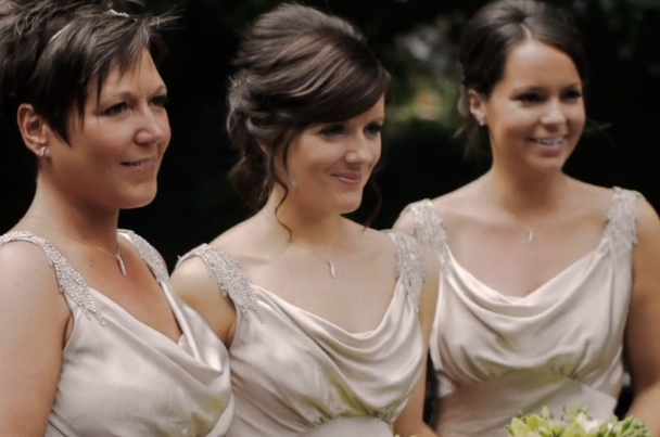 wedding highlights film by Dale Campbell Films