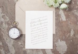 Artcadia – Chic and Creative Letterpress Wedding Stationery