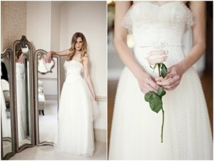 Romantic Bridal Beauty Boudoir Shoot