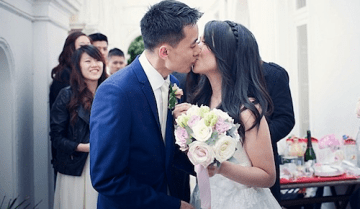 Sweet & Stylish Chinese Wedding In London