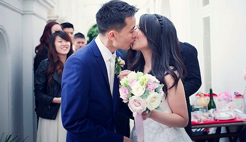 Chinese Wedding in London | Caro Hutchings Photography