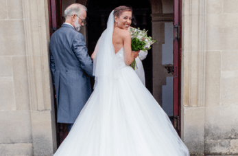 Chic & Unique Musical Wedding With A Swan Lake Bride Part 1
