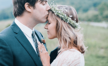 Bohemian Chic And Oh So Intimate Wedding