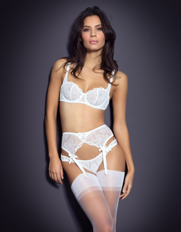 Remarkable Agent Provocateur Bridal Lingerie 600 x 766 · 47 kB · jpeg