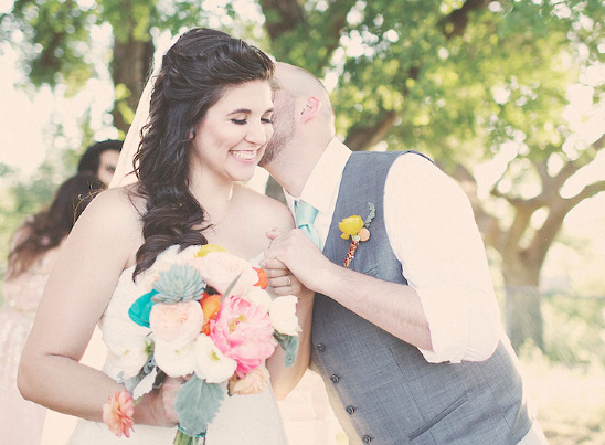 Claire Eliza Wedding Film | Colourful Texas Wedding