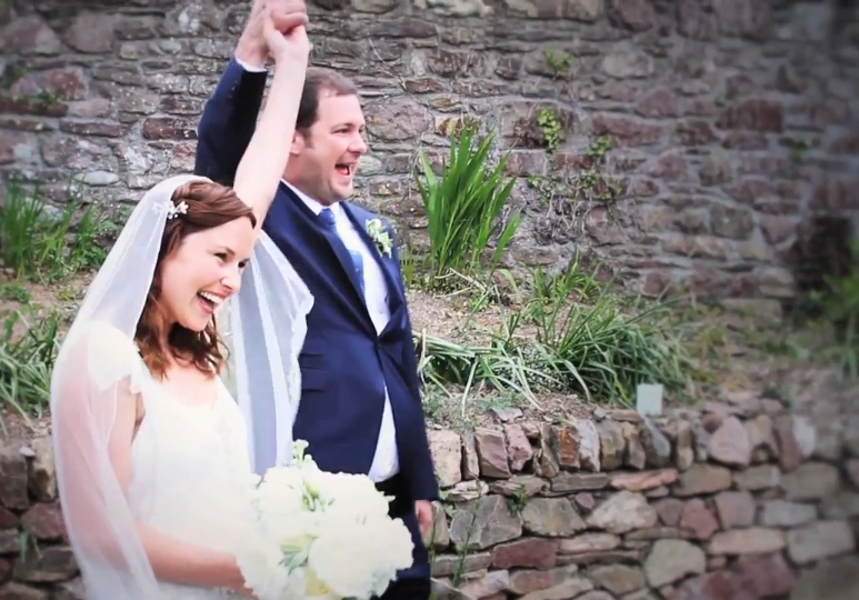Fun & Quirky Stop Motion Wedding Film By Pearl Productions