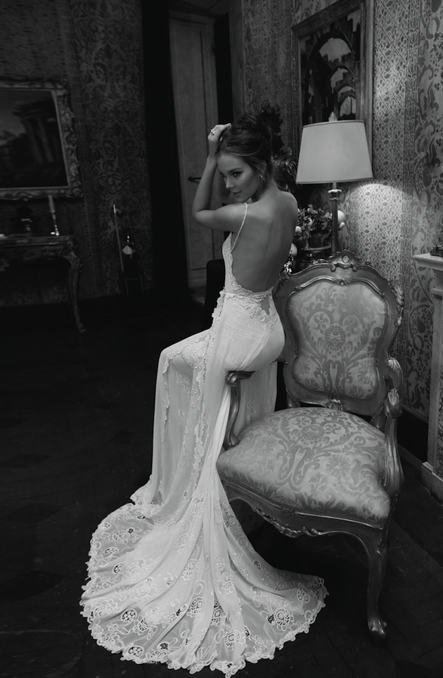 Inbal dror sexy beautiful wedding dresses 2012 collection for Israeli wedding dress designer inbal dror