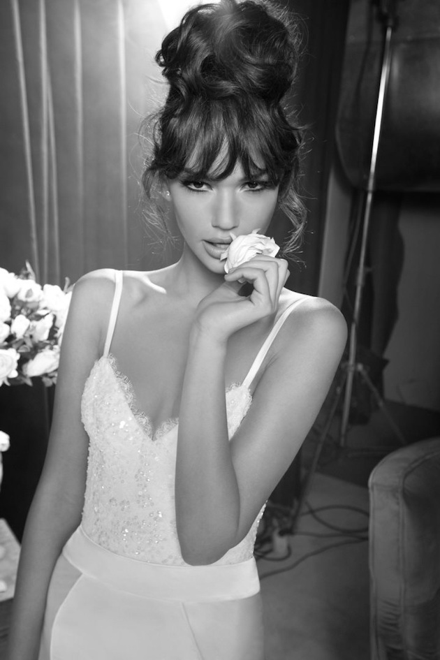 Inbal Dror wedding dress | Bridal Musings