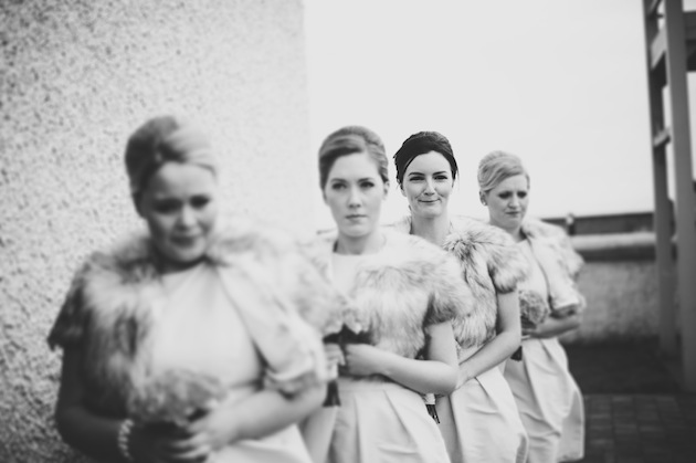 Retro Chic Winter Wedding | We Are The Mastersons (40)