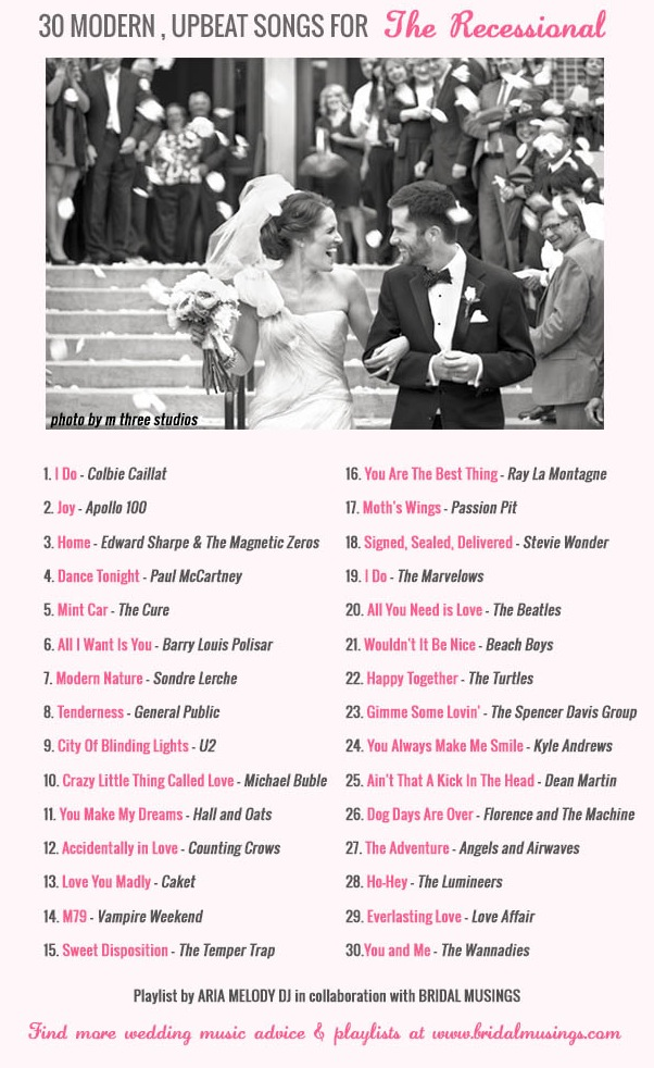 Wedding Reception Song List | newhairstylesformen2014.com