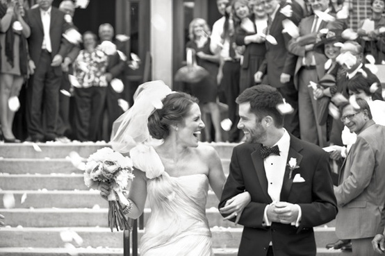 Wedding music 30 modern upbeat recessional songs bridal gowns omalley photographers via bridal musings see the full gorgeous wedding here junglespirit