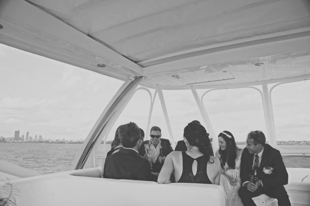 Chic Australian Yacht Wedding | Carly Williams Photography | Bridal Musings (21)