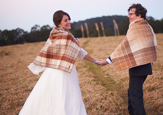 Rustic Australian Winter Wedding | Nikole Ramsay Photography