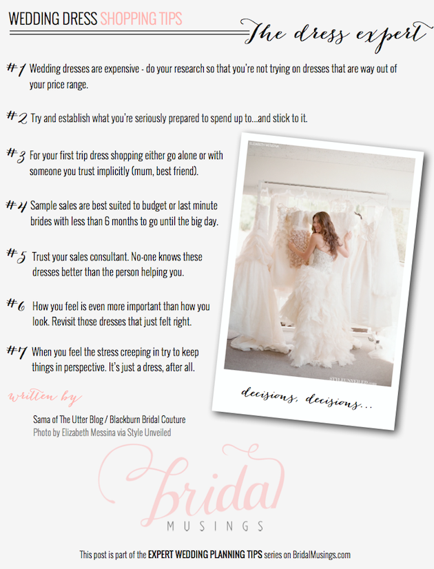Wedding Dress Shopping: TOP TIPS FROM THE FITTING ROOM | Kirstie Kelly