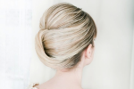 chic chignon hairstyles for brides