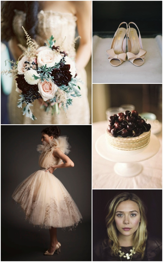 Nude-Maroon-A-Touch-Of-Gold-Wedding-Insp