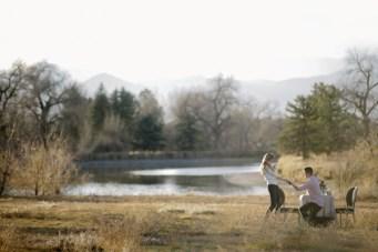 A Secret & Oh So Romantic Picnic Proposal