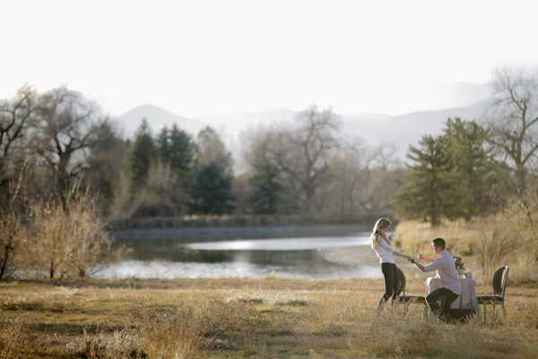 secret proposal photo shoot | Laura Murray Photography